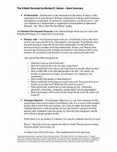 the e myth summary gtgt 16 beaufiful e myth operations With e myth business plan template