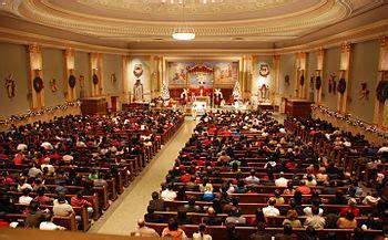 church attendance wikipedia