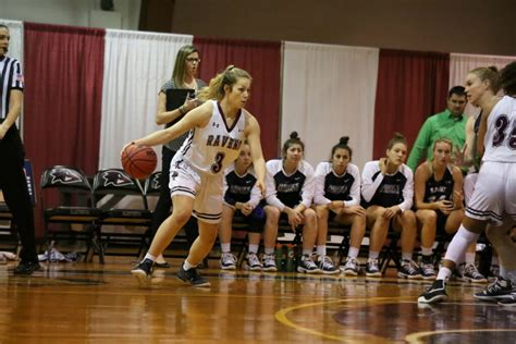 college notes holmes shines franklin pierce womens basketball