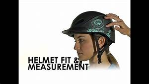 Riding Helmet Sizing  U0026 Fit Guide For Equestrians