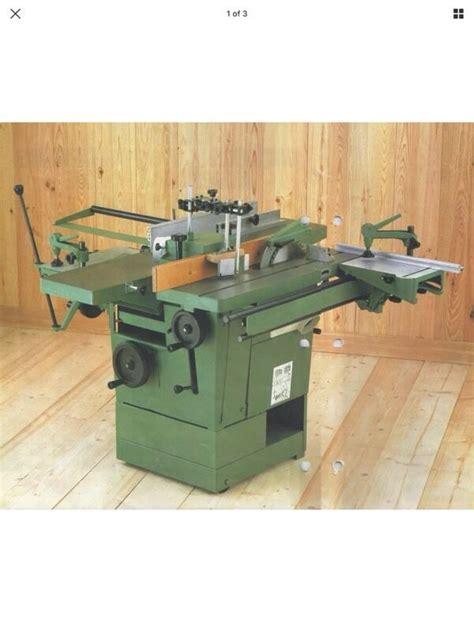 lurem  combination woodworking machine  bracknell
