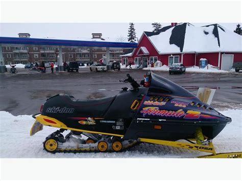formula 3 skidoo 1996 ski doo formula z 583 other pei location pei