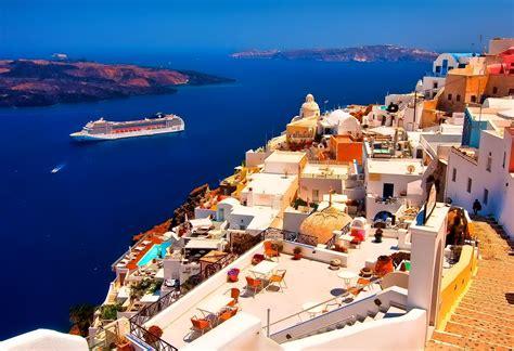 Santorini The Most Romantic Island In The World