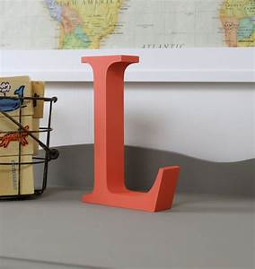 free standing distressed wooden letters alphabet decor With free standing letters