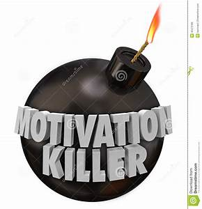 Motivation Killer Round Bomb Discouragement Bad Morale ...