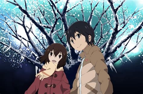 Erased Anime Wallpaper - erased hd wallpaper and background 1920x1275 id