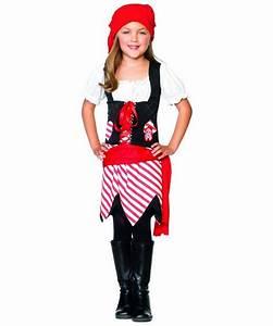 Kids Petite Pirate Costume - Pirate Halloween Costumes