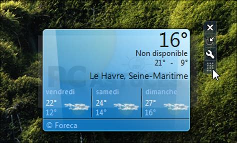 telecharger gadget meteo bureau gratuit retrouver les gadgets windows 7 cours de bac 2012