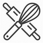 Baking Cooking Kitchen Bakery Icon Clipart Transparent