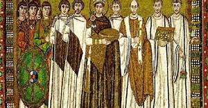 TrekGirl1106: Justinian, Bishop Maximianus, and attendants ...