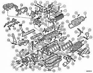 96 Mountaineer Engine Diagram