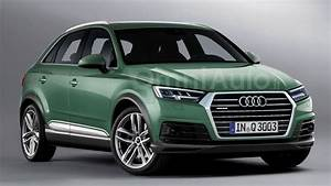 Audi Q3 2018 Date De Sortie : 2018 audi q3 render points towards predictable design evolution ~ Medecine-chirurgie-esthetiques.com Avis de Voitures