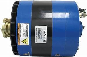 Engineered Machined Products   High Performance Brushless Alternator  Model  Power 450