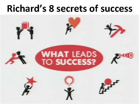 worksheet 8 secrets of success with ppt