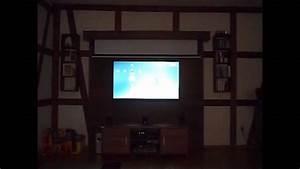 Diy Led Tv Wand - Cinewall