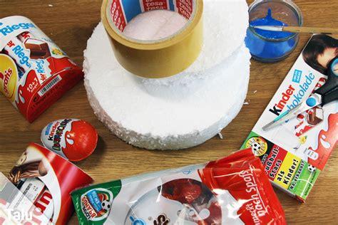 torte aus süßigkeiten basteln kinderriegel torte selber machen anleitung talu de