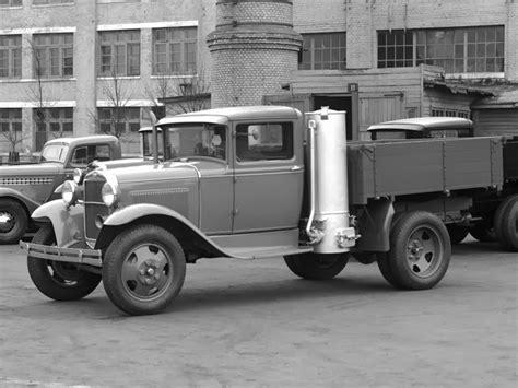 Газогенераторный автомобиль — википедия