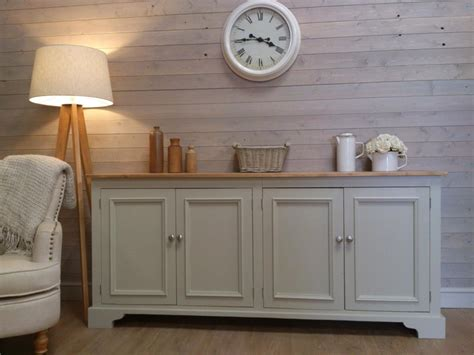 Painted Kitchen Sideboards by New Solid Pine Sideboard Kitchen Unit Shabby Chic