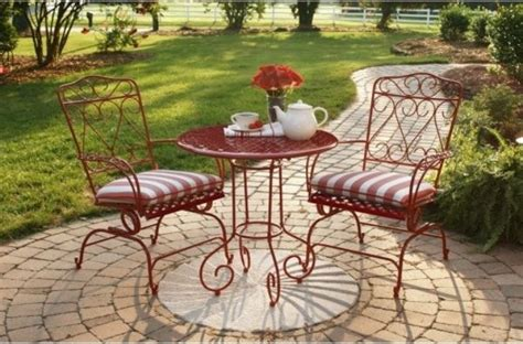 bellewood motion bistro traditional patio furniture