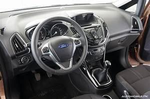 Ford B Max Avis : ford b max interieur ~ Dallasstarsshop.com Idées de Décoration