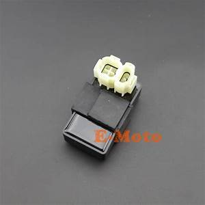 6 Pin Ac Fired Cdi Box For Scooter Or Go Kart 49cc 50cc 60cc 90cc 125cc 150cc Gy6 Engine Moped