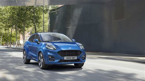 Ford Seduces Compact Crossover Segment With New Puma