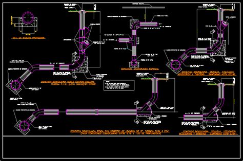 sanitary connections dwg detail  autocad designs cad