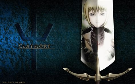 Claymore Anime Wallpaper - claymore sword claymore anime and mang 225 wallpaper