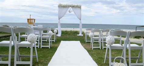 gold coast beach wedding reception venue