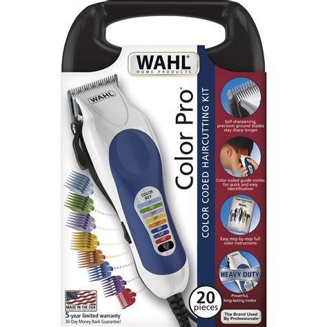 Wahl Color Pro Haircutting Kit