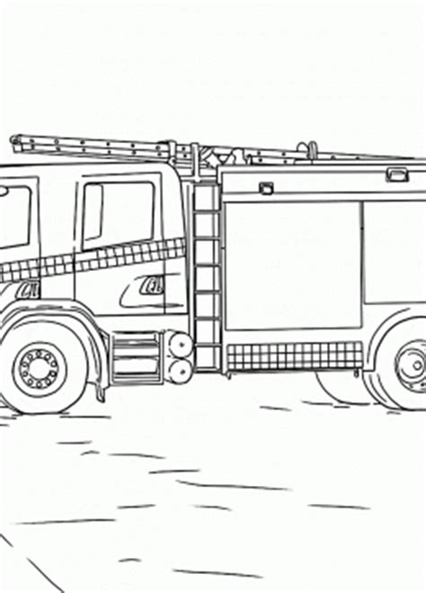 fire truck coloring pages  kids big collection coloring pages  fire truck ambulance cars