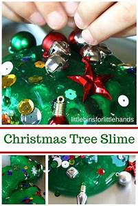Holiday Slimes Christmas Science Activities And Recipe For