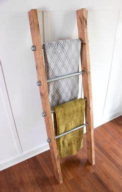 wooden blanket rack wood quilt rack ladder cosmecol