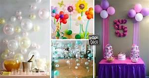Dcorer Avec Des Ballons Pour Un Anniversaire 20 Ides