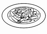 Cheese Coloring Macaroni Pasta Drawing Printable Chuck Drawn Mac Macoroni Sheets Getdrawings Disabilities Drawings Truck Coloringkidz Boys sketch template