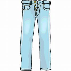 Pants Jeans clipart, cliparts of Pants Jeans free download ...