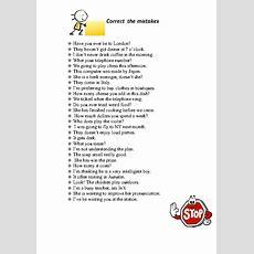 81 Free Correcting Mistakes Worksheets