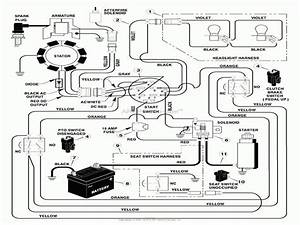 Briggs And Stratton Solenoid Wiring Diagram