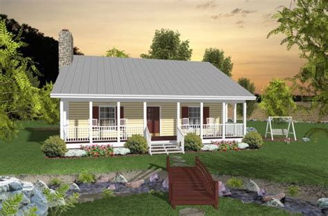 bedroom  bath bungalow house plan alp  allplanscom