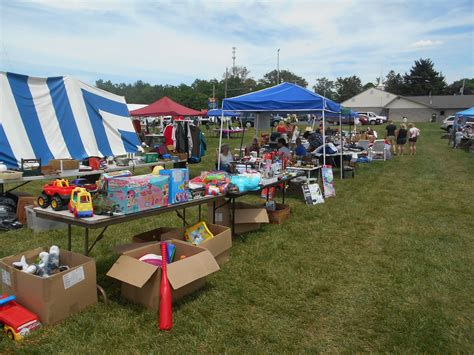 Backyard Sales by The 800 Mile National Historic Road Yard Sale That Goes
