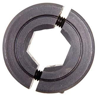 stafford manufacturing ctc  hexagon bore  piece shaft collar  hex bore  od