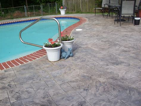 pool deck resurfacing options severna park pool deck resurfacing maryland curbscape