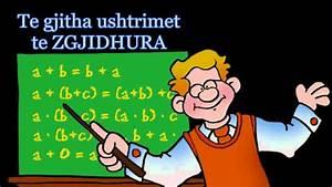 Ushtrime Te Zgjidhura Matematike  Exercises In Math