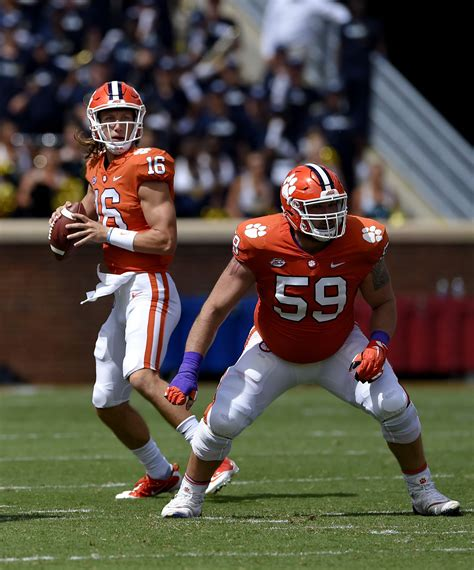 No. 3 Clemson tabs freshman Trevor Lawrence new starting ...