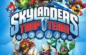 Skylanders Trap Team Tambm Ter Personagens Quotminiquot Com