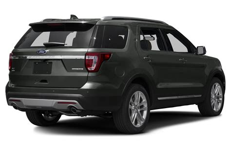 2016 Explorer Review by 2016 Ford Explorer Price Photos Reviews Features