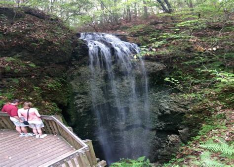 camping  falling waters sp fl