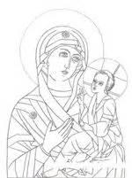 schemi disegni religiosi