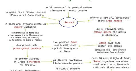 Greco Persiana by Paradiso Delle Mappe I Greci E Le Guerre Persiane