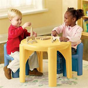 Little Tikes Table And Chair Set  Multiple Colors